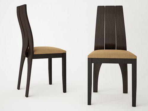 καρέκλα 031-wenge-1