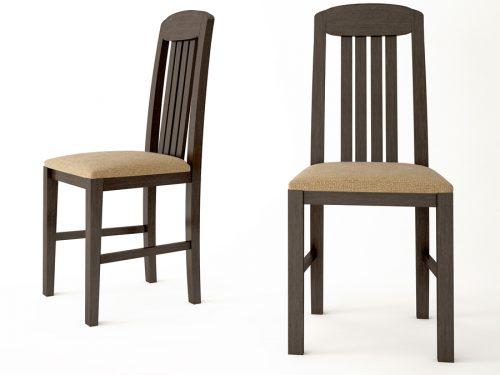 καρέκλα K17-wenge-1