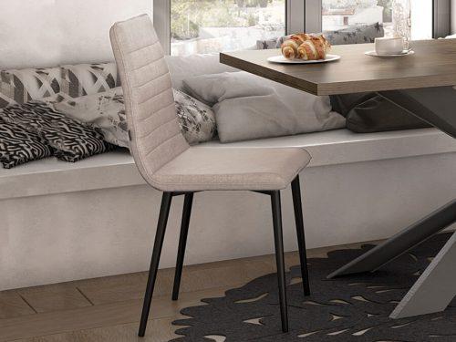 καρέκλα GLORIA-ecru-1