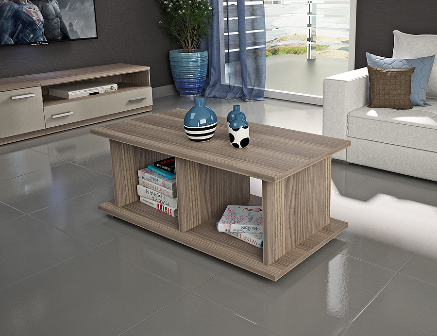 Coffee Table Space End Storm