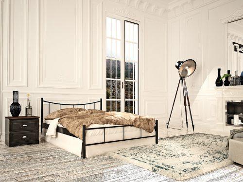 Μεταλλικά διπλά κρεβάτια