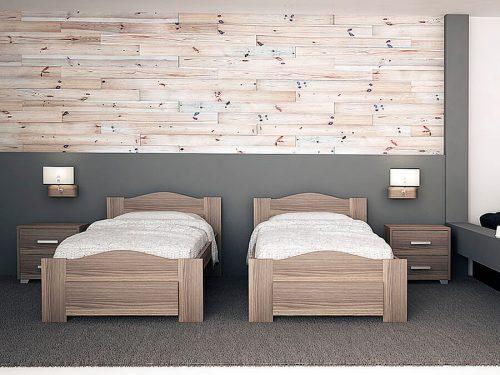 Μονό κρεβάτι νο 47